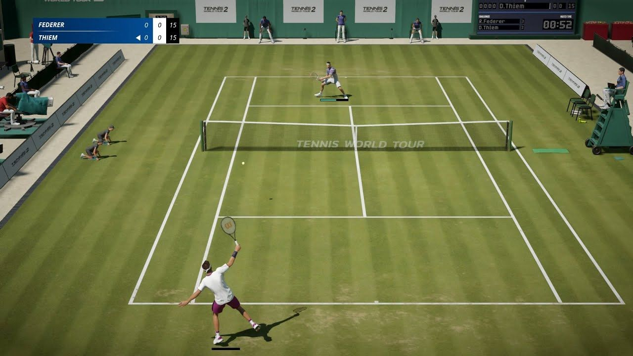 Tennis World Tour 2 - image